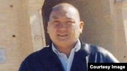Саят Надирбаев, бывший водитель председателя компании «Астана ЭКСПО-2017» Талгата Ермегияева.