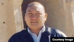 Саят Надирбаев, работавший водителем Талгата Ермегияева, бывшего главы «Астана ЭКСПО-2017».