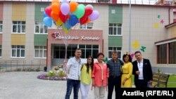 Татар җырчылары Казандагы балалар һосписы белән танышты