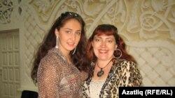 Юлия Васильева һәм Карина Рудина