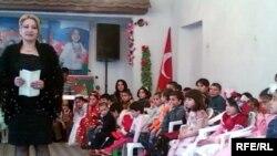 Gəncənin uşaq evində Novruz bayramı şənliyi