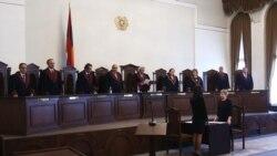 Սահմանադրական դատարանը մասամբ բավարարեց ընդդիմադիր պատգամավորների հայցը