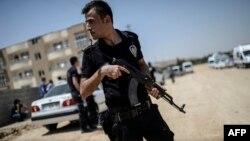 Турецький поліцейський (ілюстраційне фото)