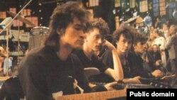 Русский рок: иных уж нет. Группа «Кино». Фото с сайта www.viktor-tsoy.com
