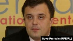 Vujović (na fotografiji): Ciljevi Đukanovića zavise isključivo od njega