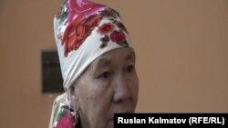 Чынара Келгенбаева.