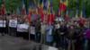 La Chișinău a avut loc un nou protest împotriva schimbării sistemului electoral. Organizatorii estimează participarea la câteva mii (VIDEO)