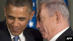U.S. President Barack Obama (left) helped arrange the call between the two key U.S. regional allies shortly before leaving Israel.