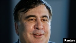 Михаил Саакашвили, экс-президент Грузии.