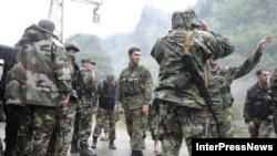 Тбилиси рапортует о «полном успехе» операции в Кодорском ущелье