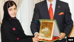 Malala Yousafzai Milli Sülh Mükafatı ilə təltif olunur