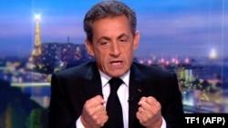 Николя Саркози, Франция экс-президенті.