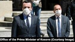 Žalosno da je ambasador Grenel stao na stranu korumpiranih političara: Aljbin Kurti