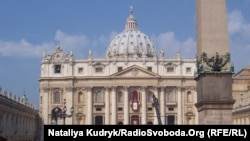 Великодня служба у Ватикані