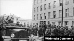 Совет-алман парады, Брест, 22 сентябрь 1939 ел