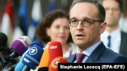 Міністр закордонних справ Німеччини Гайко Маас