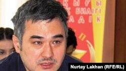 Абай Ерекенов, активист движения «Защитим Кокжайляу».
