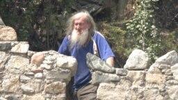 GRAB-The Kazakh Pensioner Building A Medieval Castle
