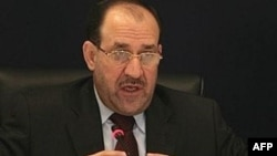 نوری المالکی، نخست وزير عراق، در سخنرانی آغاز به کار روز دوم نشست شرم الشيخ گفت: «ما به سازمان های تروريستی اجازه نخواهيم داد که از خاک عراق به عنوان يک بهشت امن، بهره ببرند.»