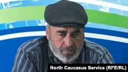 Муртазали Гасангусейнов, отец убитых полицейскими дагестанских пастухов (архивное фото)