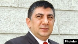 Armenia -- Khachatur Sukiasian, a businessman and opposition figure.