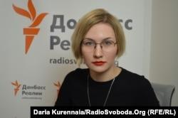 Мария Кучеренко, аналитик Центра исследований проблем гражданского общества