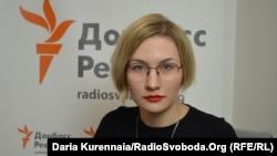 Кучеренко, експерт Центру досліджень проблем громадянського суспільства