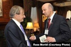 در دیدار با جان چارلز پولانی، برنده مجار-کانادایی جایزه نوبل شیمی