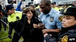 Hapšenje Florence Hartmann