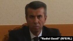 Умед Бобозода, уполномоченный по правам человека Таджикистана