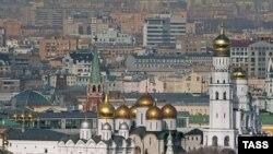 Տեսարան Ռուսաստանի մայրաքաղաք Մոսկվայից
