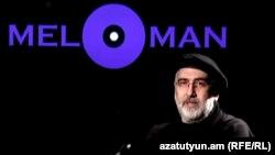 Ваан Арцруни в студии «Азатутюн ТВ» (архив)