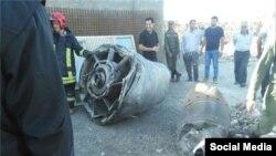 قطعات هواپیما در اسلامشهر