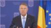 Klaus Iohannis a promulgat legea privind starea de alertă