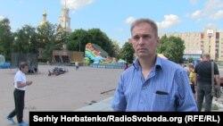 Вадим, переселенец из Красного Луча