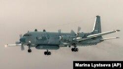 Літак радіоелектронної розвідки Іл-20 Збройних сил Росії, архівне фото
