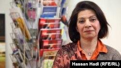 الناشطة النسوية إخلاص رمضان