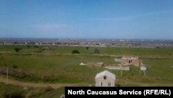 Земля, которую требуют вернуть кумыки в Дагестане