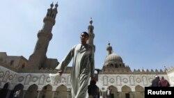 جامع الازهر (من الارشيف)