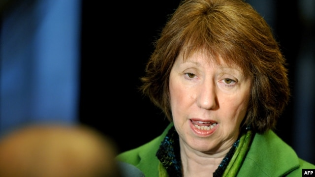 EU foreign policy chief Catherine Ashton travels to Kosovo to press for progress in the EU-mediated talks between Pristina and Belgrade on normalizing ties.