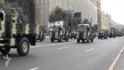 Військовий парад у Баку