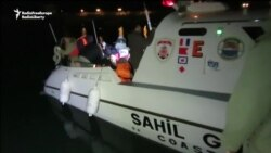Turkish Coast Guard Intercepts Syrian Migrants