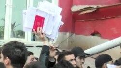Өзбекстандык студенттердин Оштогу чуусу