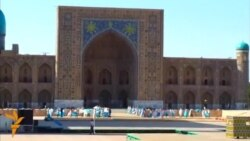 OZOD-VIDEO: Самарқанд аҳли халқаро мусиқий фестивалга тайëргарлик кўрмоқда