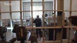 New Kyrgyz Maximum-Security Prison Opens In Bishkek