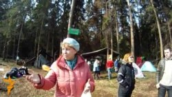 Эколагерь в Цаговском лесу