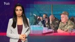 Ermənistanın müdafiə naziri Naxçıvanla sərhəddə baş verənlərdən danışır