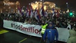 Protest u Beogradu: Šta građani žele?