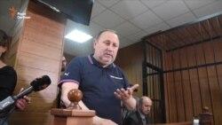 Почув по телевізору, що заарештований – Романчук