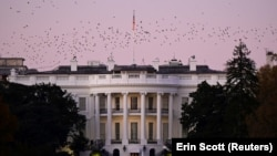 Здание Белого дома.
